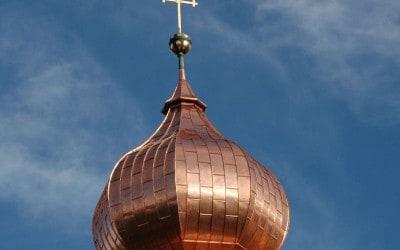 Neueindeckung kath. Pfarrkirche Magdalenaberg