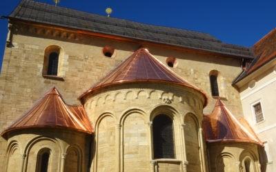 Neueindeckung Apsis kath. Pfarrkirche Gurk