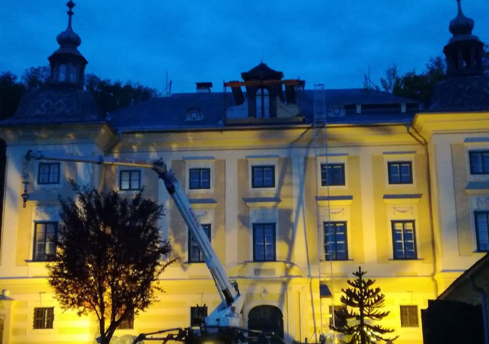 Sanierung Schloss Kölnhof
